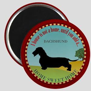 Dachshund [wire-haired] Magnet